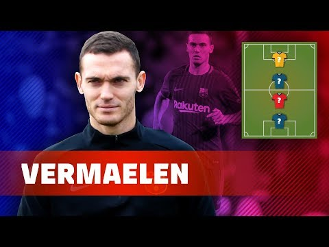THOMAS VERMAELEN | MY TOP 4 (LEGENDS)