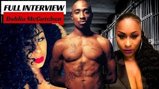 One Of The Women 2pac Wrote Letters To In Prison (Dahlia Mccutchen) Breaks Silence In Interview!