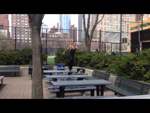 We are ParkourNYC.  FebmarApril community video.