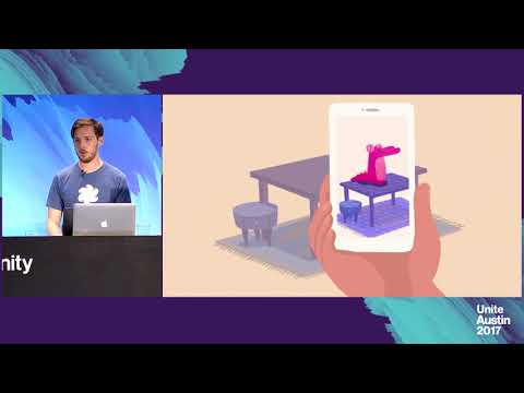 Unite Austin 2017 - ARCore: Augmented Reality at Android Scale