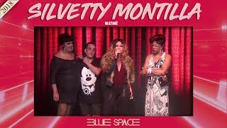 Blue Space Oficial - Matinê - Silvetty Montilla  - 12.08.18