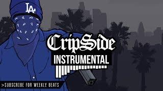 "*SOLD* Crips - Gangsta Rap Hard West Coast Crip Walk type beat 2017 ""Crip Side"" [Prod JunioR]"