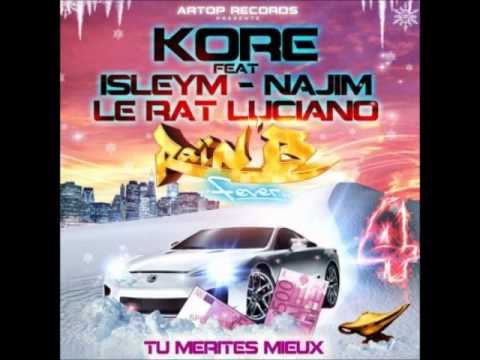 Isleym feat. Najim - Tu mérite mieux [ Music Officiel ] Rai Nb Fever 4