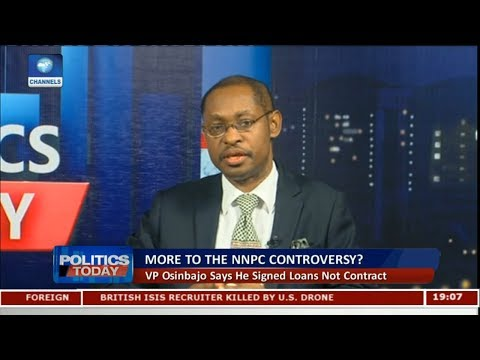NNPC Loan Approval Laced With Many Flaws - Legal Practitioner Pt 1 | Politics Today |