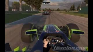iRacing : Una buena presentación (F1 - Imola)
