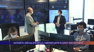 Yvelines | Antemeta spécialiste de la cybersécurité élargit son bâtiment