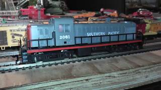 HO Mint In Box a.h.m rare bev-bel rs-2 southern pacific sp vintage Runs HD Video