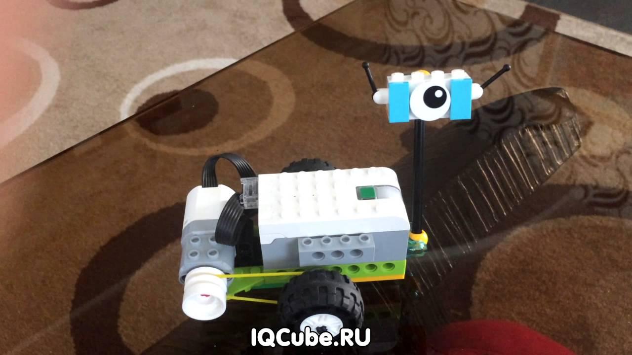 Базовый набор lego education wedo 2. 0 45300 в интернет магазине гаджетов madrobots. Ru. ✓ цены, характеристики, описание и фото внутри.