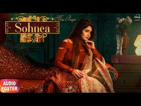 Sohnea Audio Poster | Miss Pooja Feat Millind Gaba | Full Song Coming Soon | Speed Records