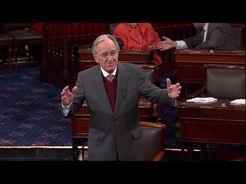 Harkin: Senate Blockade of DOJ Nominee is 'Shameful'