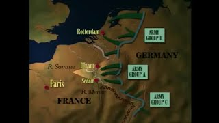 Battlefield : The Battle of France. Full Documentary
