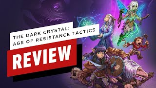 The Dark Crystal: Age of Resistance Tactics Review (Video Game Video Review)