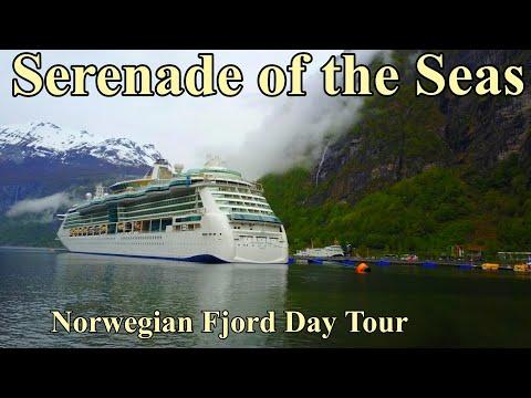 Serenade of the Seas Norway Fyords Holiday