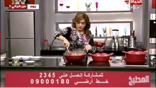 برنامج المطبخ – سلطة النودلز – الشيف آيه حسني – Al-matbkh