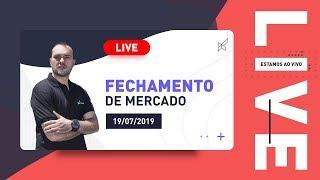 FECHAMENTO DE MERCADO COM LEANDRO MARTINS E EQUIPE NO MODALMAIS 19.07.2019