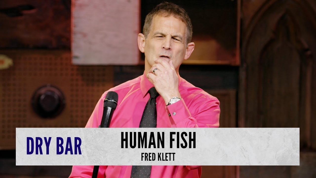 if-humans-were-fish-fred-klett