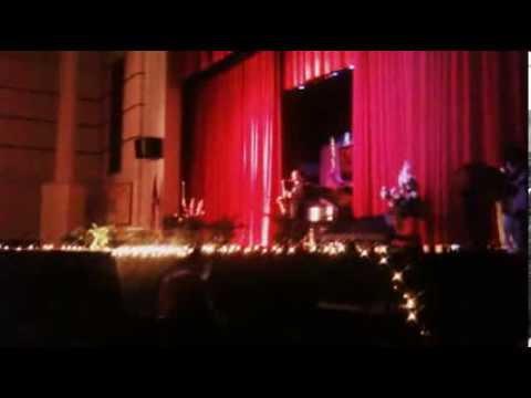 Leo Davis sax solo