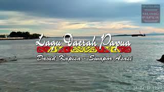 Lagu Daerah Papua | David Kapisa - Swapor Asasi
