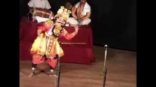Yakshagana Karthaveerya Pravesha - Oct 10 2014 at Bangalore