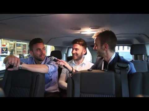 SongDivision's Back Seat Karaoke with emc3 and Banks Sadler