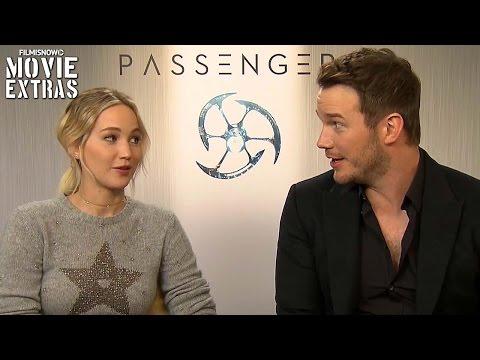 Passengers (2016) Jennifer Lawrence & Chris Pratt talk about their experience making the movie