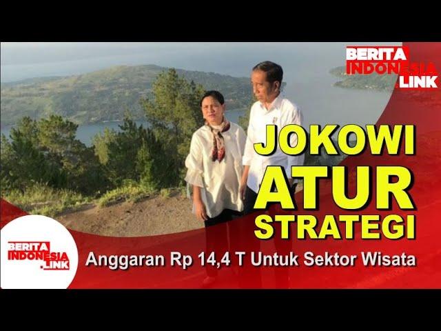 Jokowi Pulihkan Pariwisata
