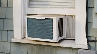 Drs. Rx: Is Your Window Air Conditioner Making Your Home Vulnerable to Burglars?