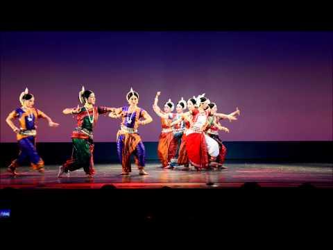 Odissi Durga by Kazuko Yasunobu Indian Dance Studio