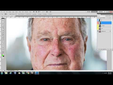 George Herbert Walker Bush's Real Face
