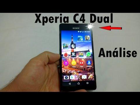 Sony Xperia C4 Dual - Análise completa do aparelho (Review BRASIL)