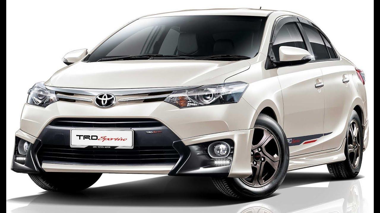 Toyota Vios Trd Sportivo 2016 Youtube