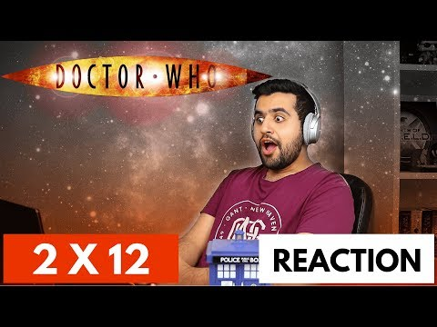 Doctor Who 2x12 Reaction | Army of Ghosts
