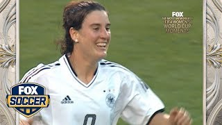 21st Most Memorable Women's World Cup™ Moment: Prinz of Goals | FOX SOCCER