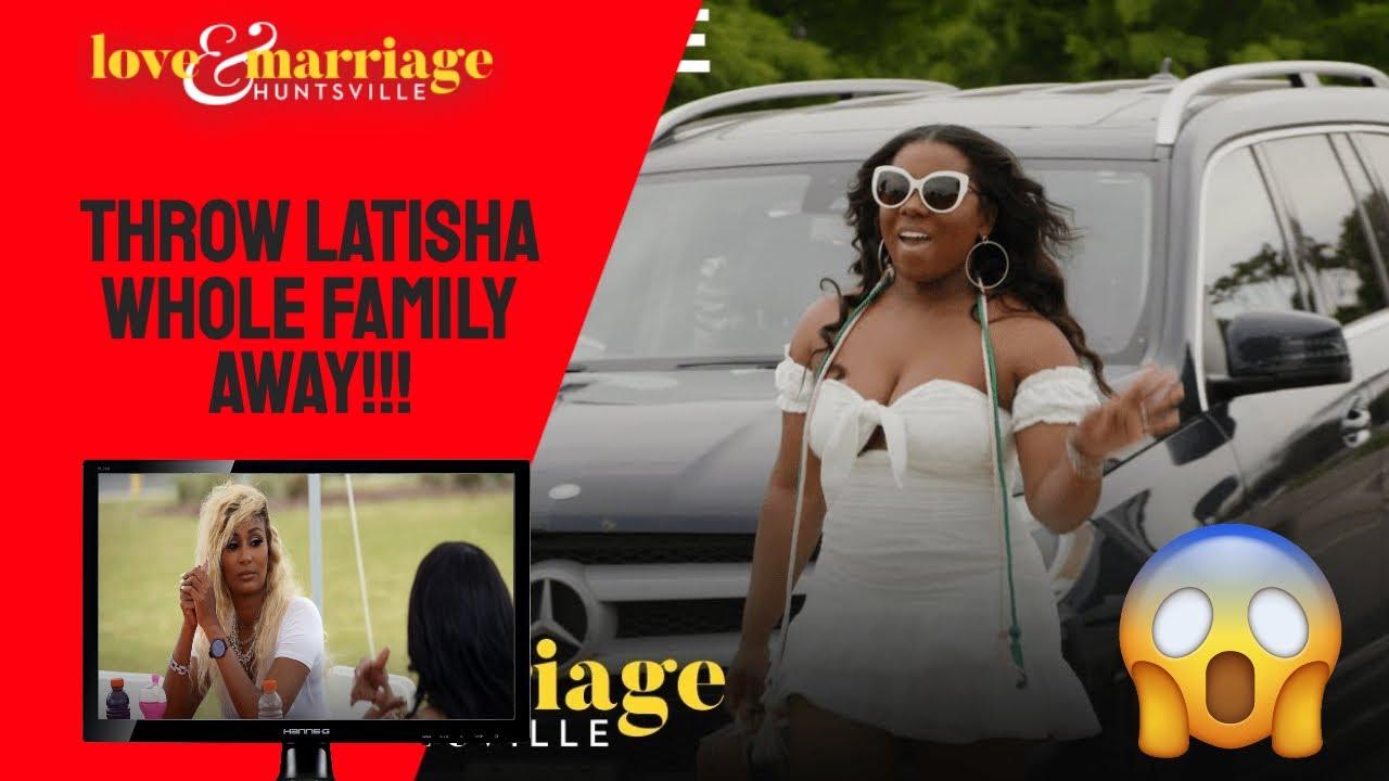Love & Marriage Huntsville   Season 3, Ep 1   Sisters-in-Brawl