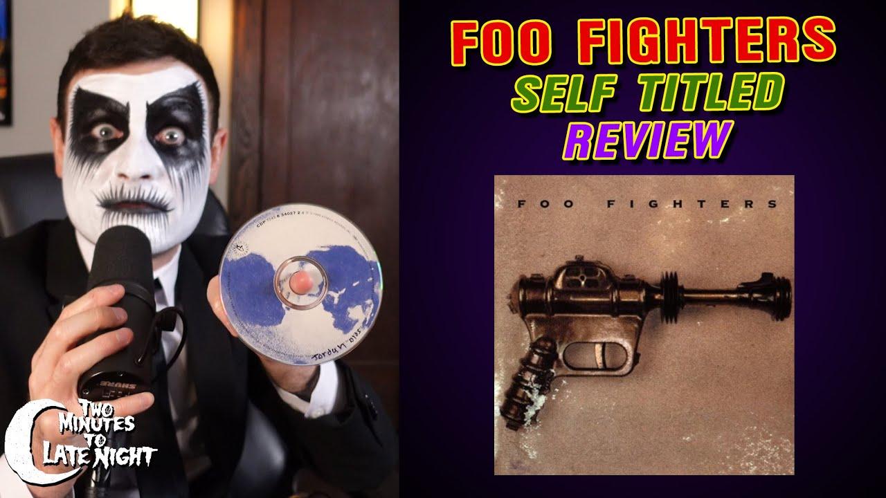 Foo Fighters - Foo Fighters CD REVIEW (022)