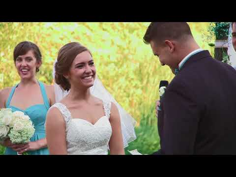 Best Hand Written Wedding Vows Bride Drops the F Bomb!