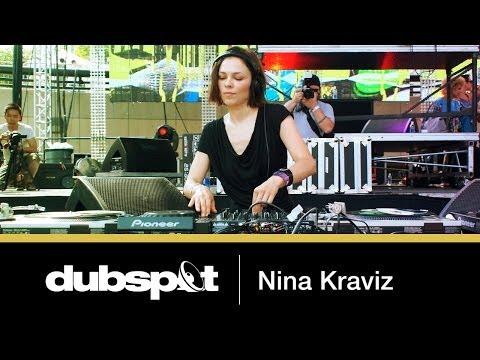 Nina Kraviz Interview @ Movement Festival: Talks Music Production, Collaboration, Technology