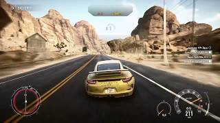 Need for Speed: Rivals Gameplay PS4