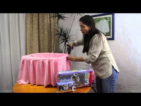 Quieres una idea original para decorar un babyshower?   youtube