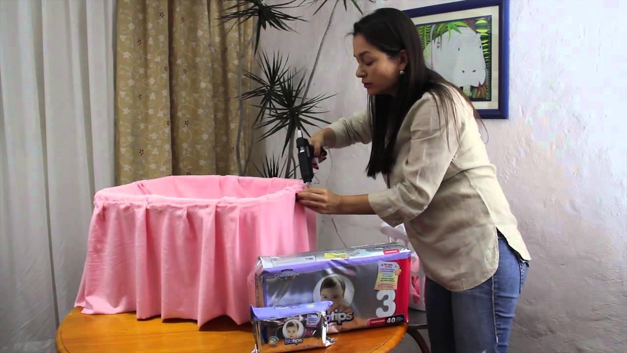 Quieres una idea original para decorar un babyshower - Como decorar un salon para comunion ...