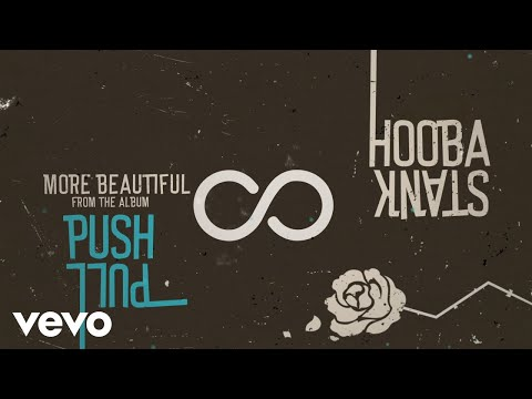 Hoobastank - More Beautiful (Lyric Video)