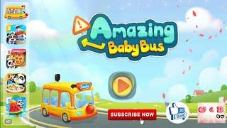 GAME ANAK - AMAZING BABYBUS screenshot 3