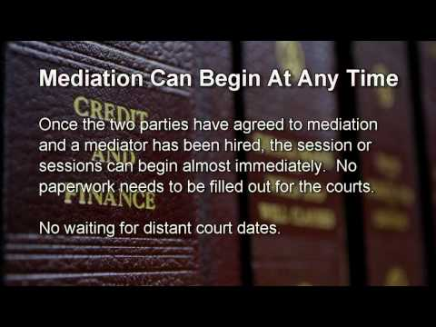 Mediation Los Angeles | Contract and Dispute Resolution Through Mediation