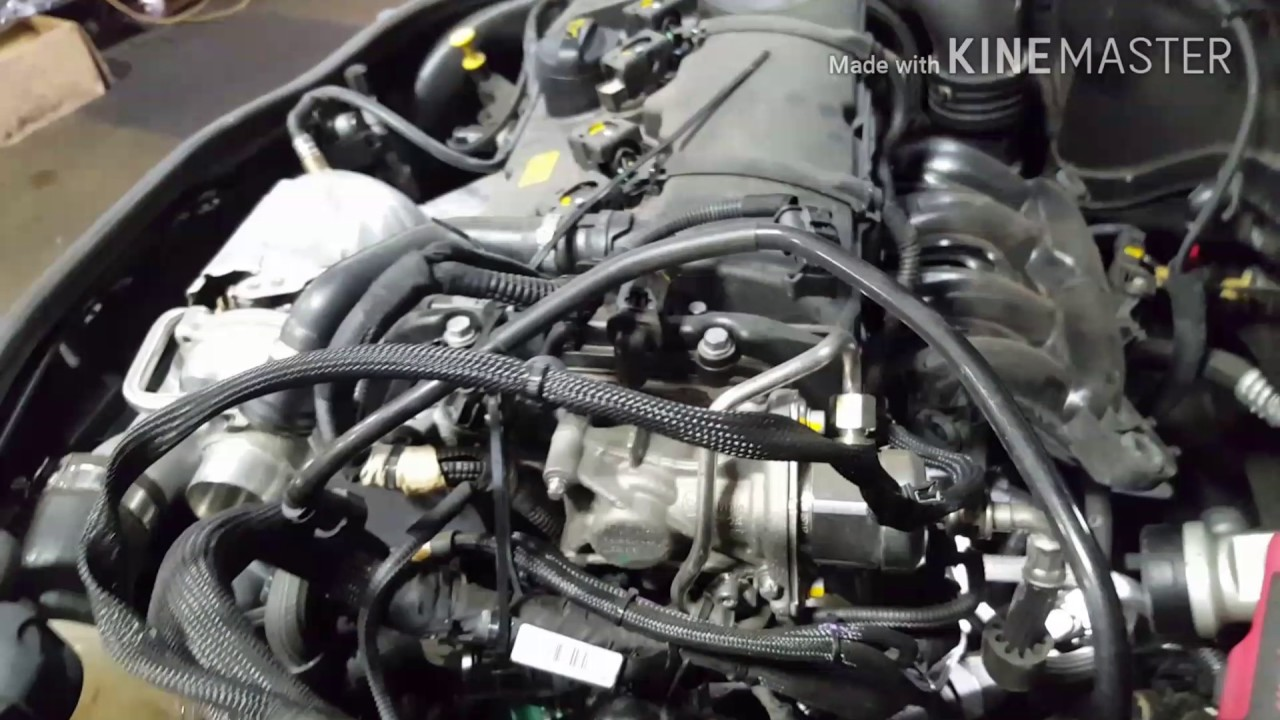How To Replace The Thermostat On 2014 Mini Cooper S Youtube