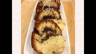 How To Make Nutella Swirl Poundcake