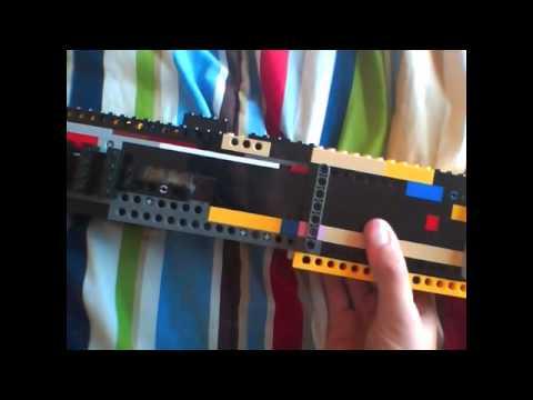 lego spas 12 instructions