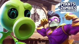 Lawn of Doom - Plants vs. Zombies: Battle for Neighborville - Gameplay Part 38