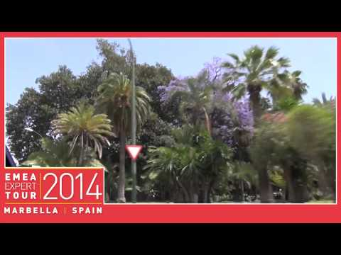 Highlights From EMEA Expert Tour 2014