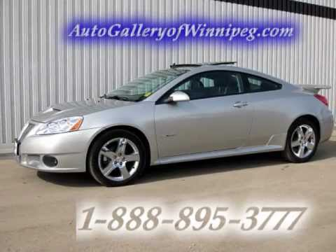 Used 2008 Pontiac G6 GXP For Sale