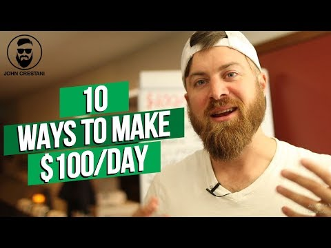 10 Websites To Make $100 Per Day In 2019 Anywhere In The World
